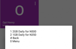 How To Subscribe To MTN 4GB For 500 Naira | KnowledgebaseNG