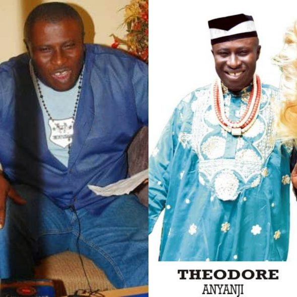 Nigerian actor and movie director Theodore Anyanji is dead