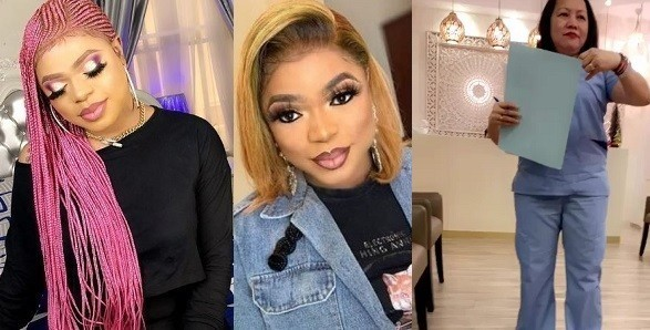 Bobrisky prays for safe operation as he undergoes major surgery in Dubai