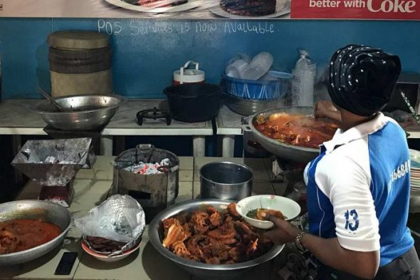"Wickedness: ""I use water from my private part and menstruation blood to cook"", Buka owner…"