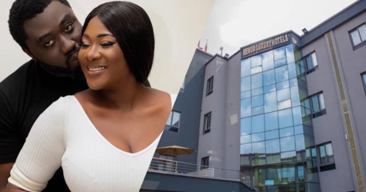 Mercy Johnson And Husband Launch Luxury Hotel, (See Photos)