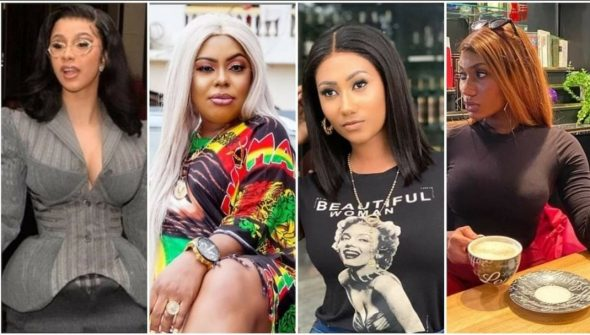 Cardi B: Ghanaian celebrities disappointed as rapper snubs them