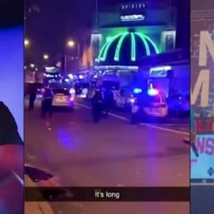Man Stabbed At Naira Marley's Concert In London
