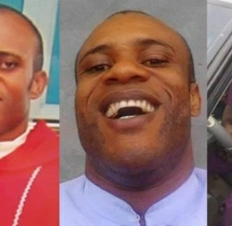 Catholic Priest Found Dead Inside His Car In Anambra State.