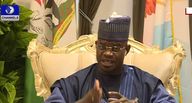 """I Gat No COVID, Those Who Wish Me To Have It Will Have HIV"""" – Kogi State Governor, Yahaya Bello Tells Haters"""
