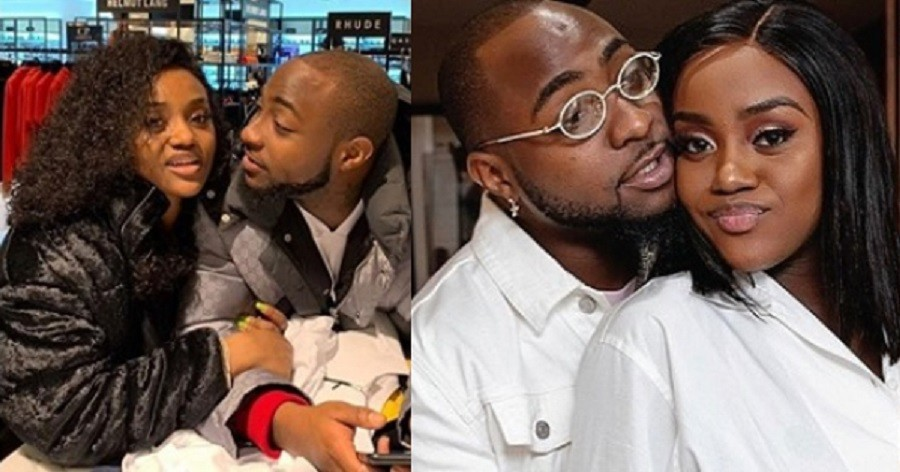 She Is Perfectly Fine And Hasn't Shown Any Symptom- Davido Opens Up On Chioma's Health Days After She Tested Positive For Coronavirus