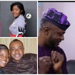 Possible Reasons Nollywood Actor, Odunlade Adekola Never Really Shows off his Wife, Ruth Adekola