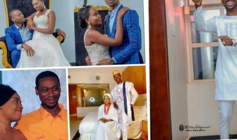 Tayo Soboola and Bimpe Oyebade: Who do you think will make a better wife for Nollywood Actor, Adedimeji Lateef Better ?