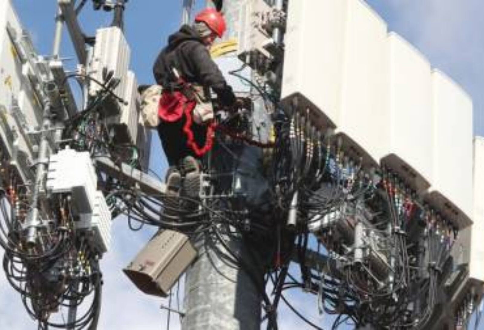People are burning down 5G towers after conspiracy theory suggests they are causing coronavirus