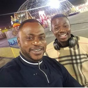 Meet Actor Odunlade Adekola's Look-Alike Younger Brother. He Is Also An Actor(Photos)