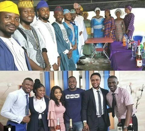 Update on Odunlade adekola film production school. How to enroll and warning as regards it