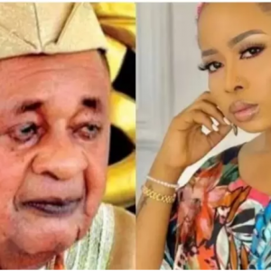 Alafin of Oyo allegedly sends youngest wife packing over allegations of sleeping with KWAM 1 (Details)