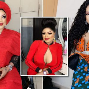 Bobrisky mocks celebrities who laughed and insulted him when he was upcoming