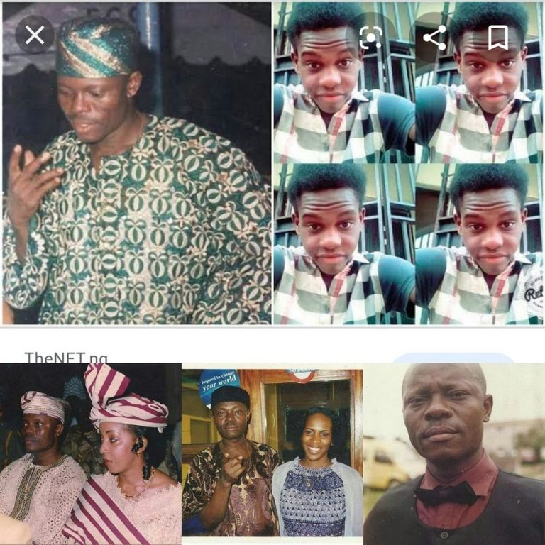 """Do you still remember Gbenga-Adeboye Funwontan Pastor Oluwo Abefe??"" – Late Gbenga Adeboye's son remembers him 17 years later"