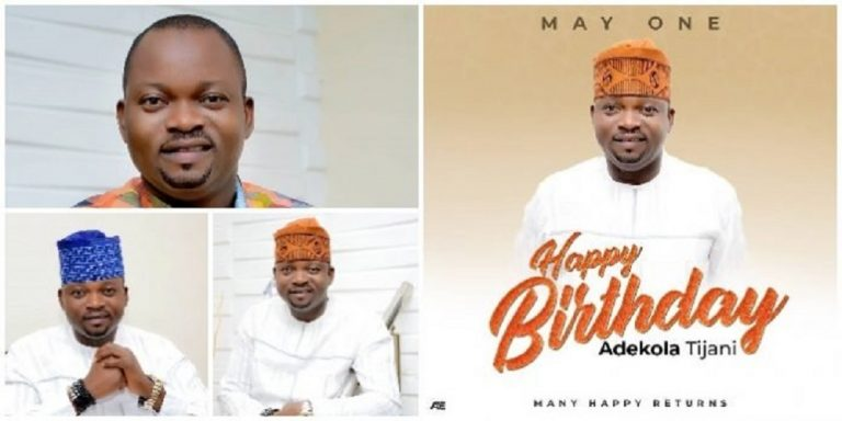 Photos: Odunlade Adekola, Oga Bello, Sanyeri Other Stars Celebrates Kamilu Kompo On His Birthday