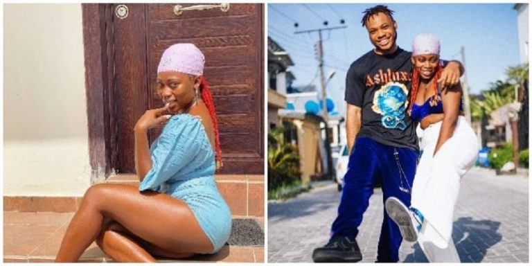 Eyewitness give account of how Popular Nigerian Dancer, late Kodak died; reveals her chest was burnt (Details)