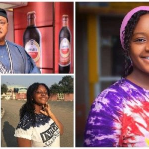 Meet Jide Kosoko's Beautiful Last Daughter, Temilade Kosoko (PICS)