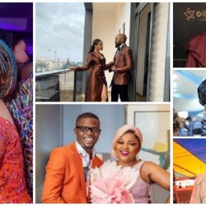 10 Nigerian Celebrities Who Married Their Colleagues And Are Still Together As Couples (PICS)