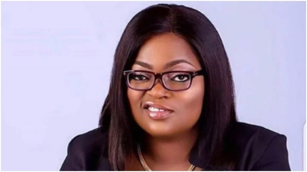 Funke Akindele wants y'all to know that 'you are FREE to be you'