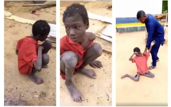 Why I chained my son with animals – Kebbi father