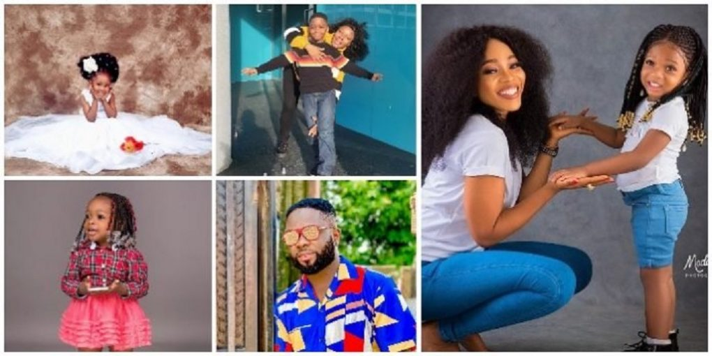 Yoruba Actors Whose Kids Are Slaying As A Model Child