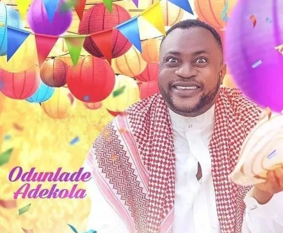 Have You Seen Odunlade Adekola Recently? See Some Funny Photos Of Him Recently