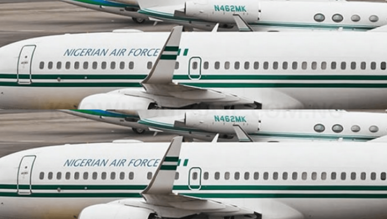 Buhari puts up Presidential aircraft, Hawker 4000 for sale (details)
