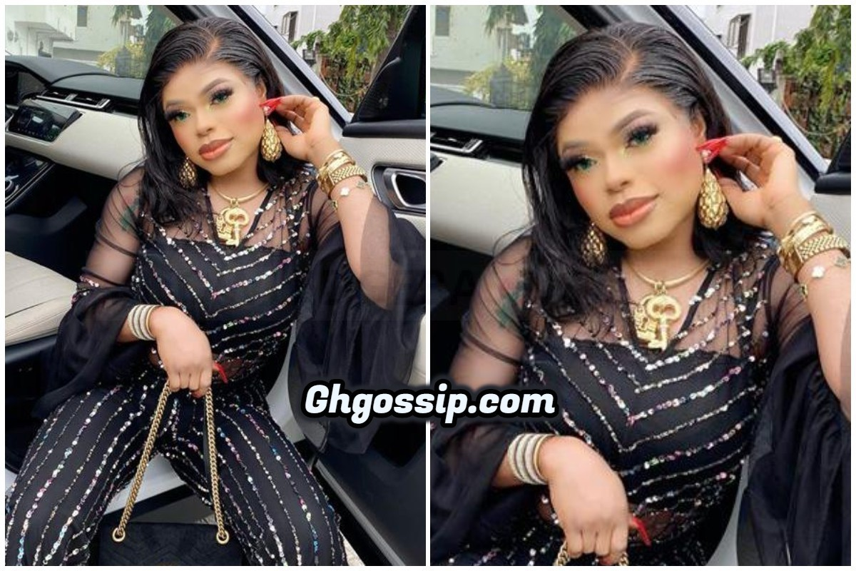 My Husband Said You Are Beautiful Than Me – Woman Lament Over Bobrisky's Photo