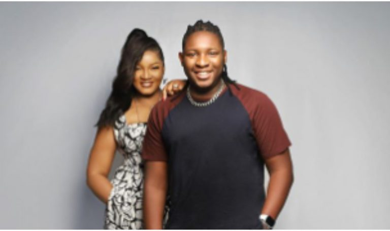 Omotola Ekeinde breaks the Internet with photo-shoot featuring son