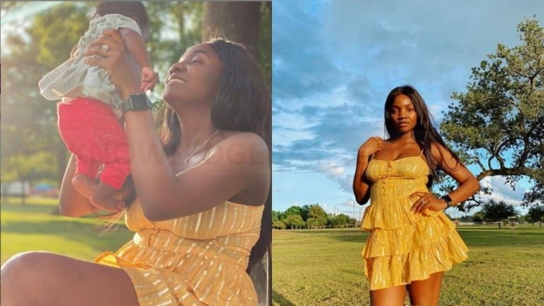 Simi shares her daughter's reaction each time she plays her song 'Duduke'