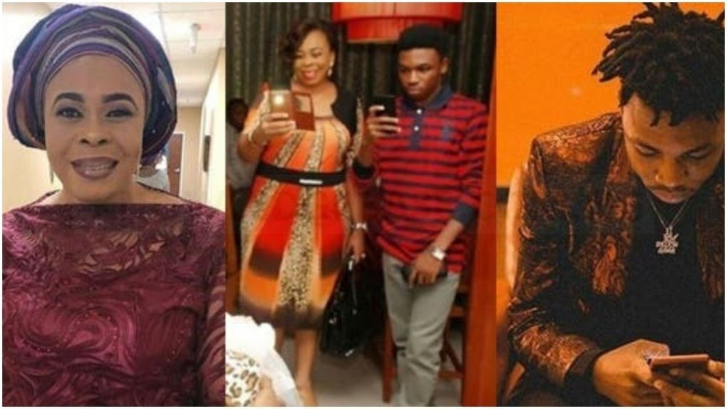 How I now relate with Mayorkun – Mum, Toyin Adewale spills