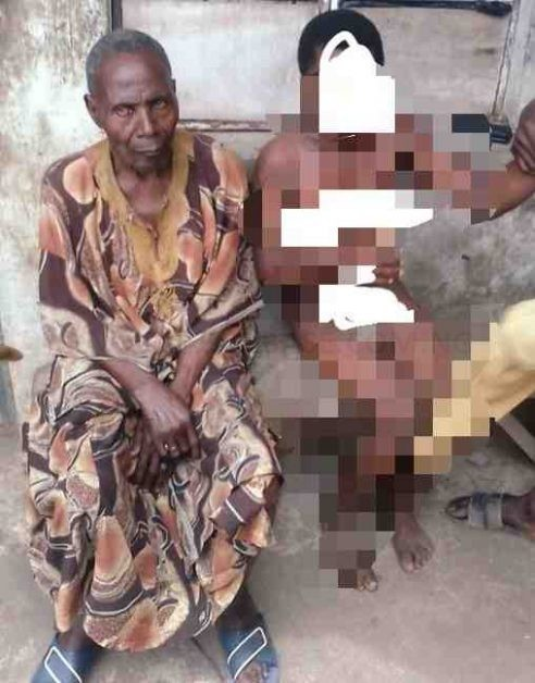 72-Year-Old Man Caught Raping 2 Primary School Children (PHOTOS)