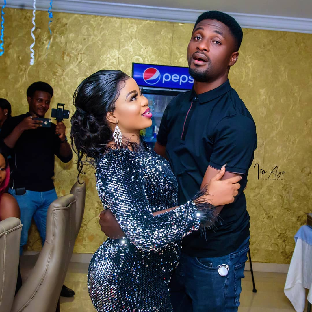 Barely 24 hours after she was mocked for not having a child of her own, Seyi Edun surprises everyone with what she did next