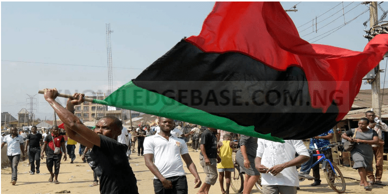 IPOB declares sit-at-home for October 1