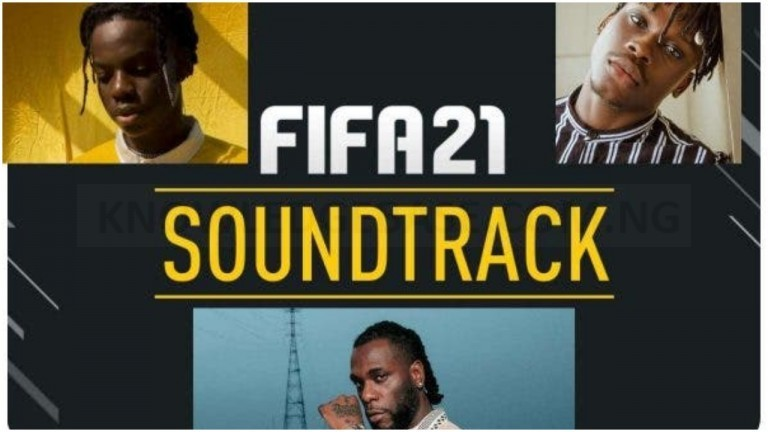Rema, Burnaboy, Fireboy DML feature in FIFA 21 soundtrack