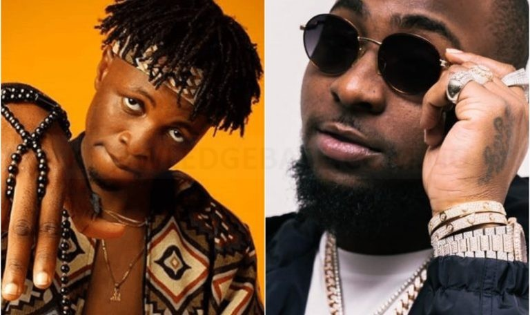 Davido Promises To Sign Laycon After Seeing This Video
