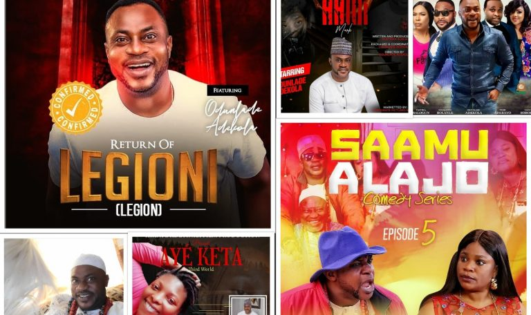 5 Latest Odunlade Adekola 2020 Movies to watch out for (Photos)
