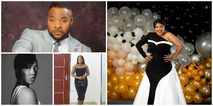 The 40's Club: 8 Nigerian Celebrities Who Clocked 40 In 2020 (Photos)