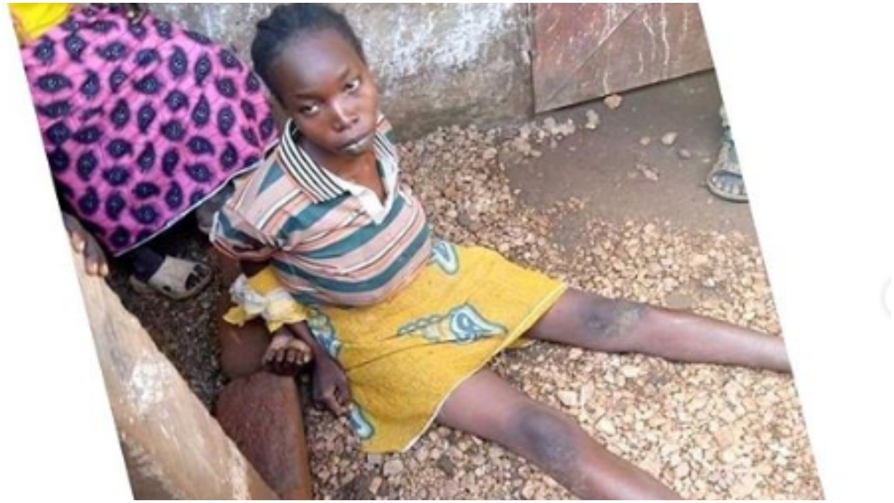 Woman kills her two children, prepares a meal with their bodies | Photos