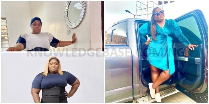 'How Did You Lose Weight' – Reactions as Recent Photos of Eniola Badmus Got People Talking