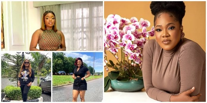 Toyin Abraham and 4 other Nollywood Actresses who once Hawked on the Street to survive