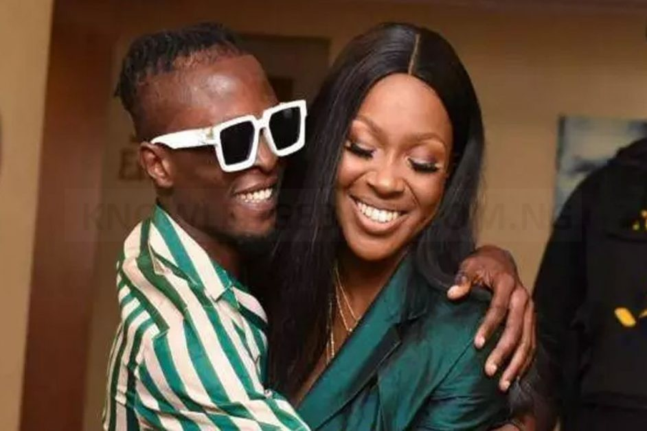 BBNaija: See What Vee Told Laycon The Moment They Saw Each Other Outside The House That Got People Talking
