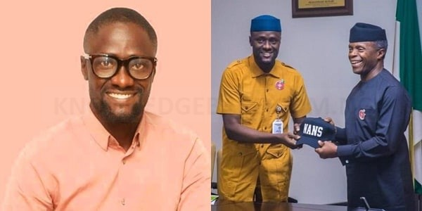 Danielson Akpan: NANS president impeached for diverting students' palliatives