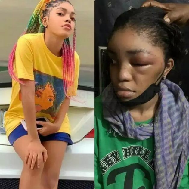THE TRUTH OF WHAT REALLY HAPPENED - Lil Frosh's Girlfriend Clears Air on their issue