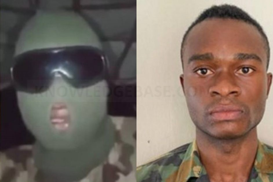 Nigerian Soldier Who Recorded A Video To Beg His Colleagues Not To Shoot Protesters Arrested