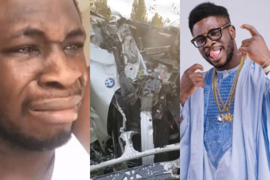 Simi, Adesua Etomi, Phyno, P-Square (Paul&Peter), Alex Ekubo, Sophie Alakija And More Reacts To Comedian Craze Clown's Terrible Car Accident (Video+Photos)