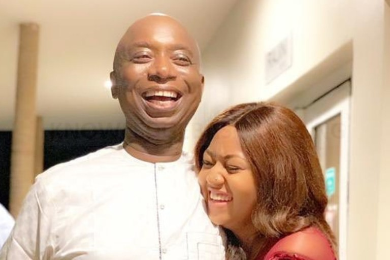 Billionaire Ned Nwoko Spoils His 6th Wife Regina Daniels With An Expensive Gift That Costs $57,000 to Mark Her Birthday