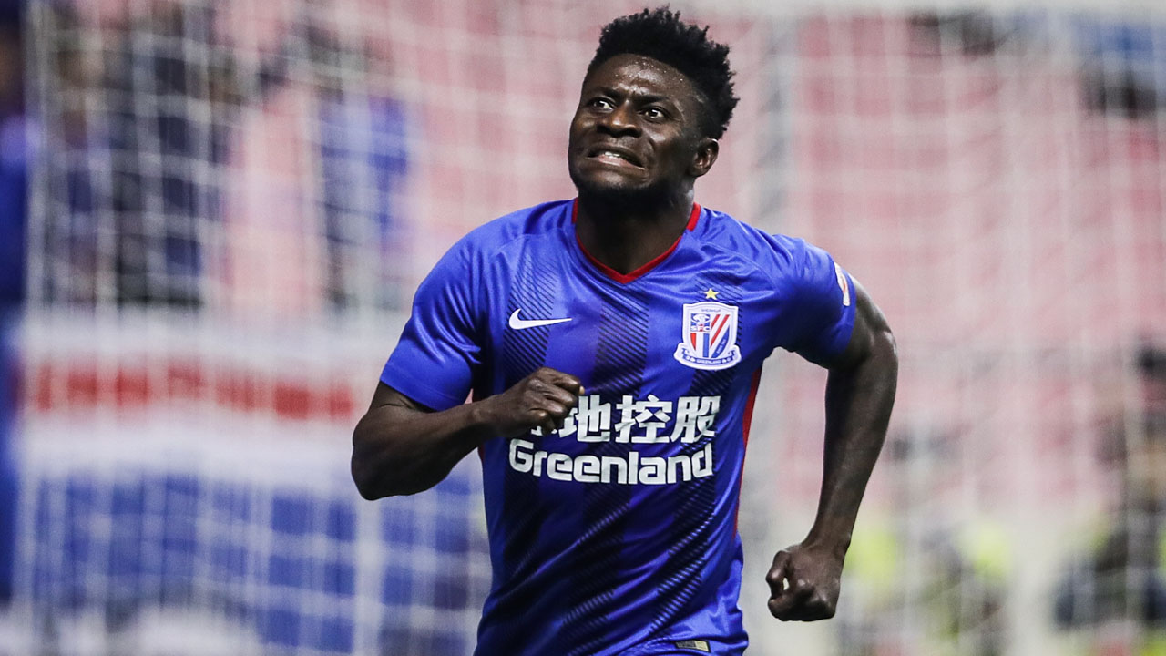 Obafemi Martins 'Oba Goal' Celebrates 36th Birthday Today