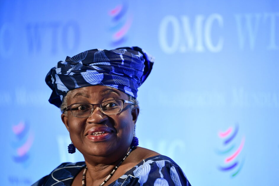 Ngozi Okonjo-Iweala speaks after US rejected her appointment as new Director-General of the World Trade Organization