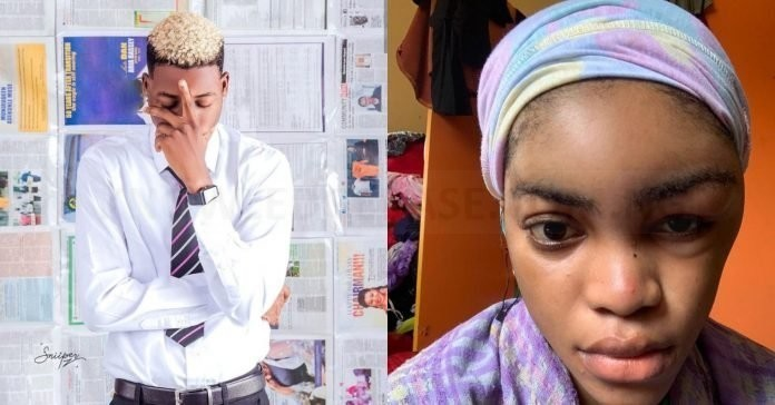 Former Davido's Signee, Lil Frosh Arrested For Beating Girlfriend To Pulp
